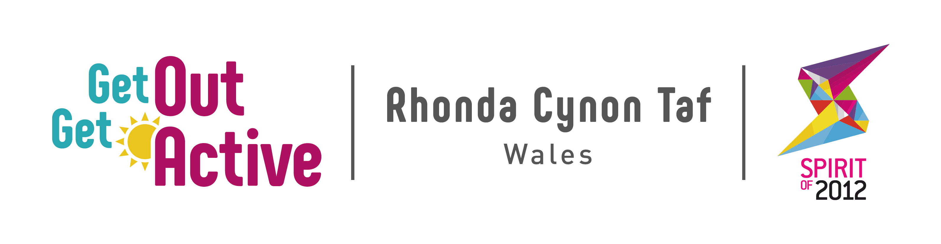 Get Out and Get Active Rhonda Cynon Taf Wales