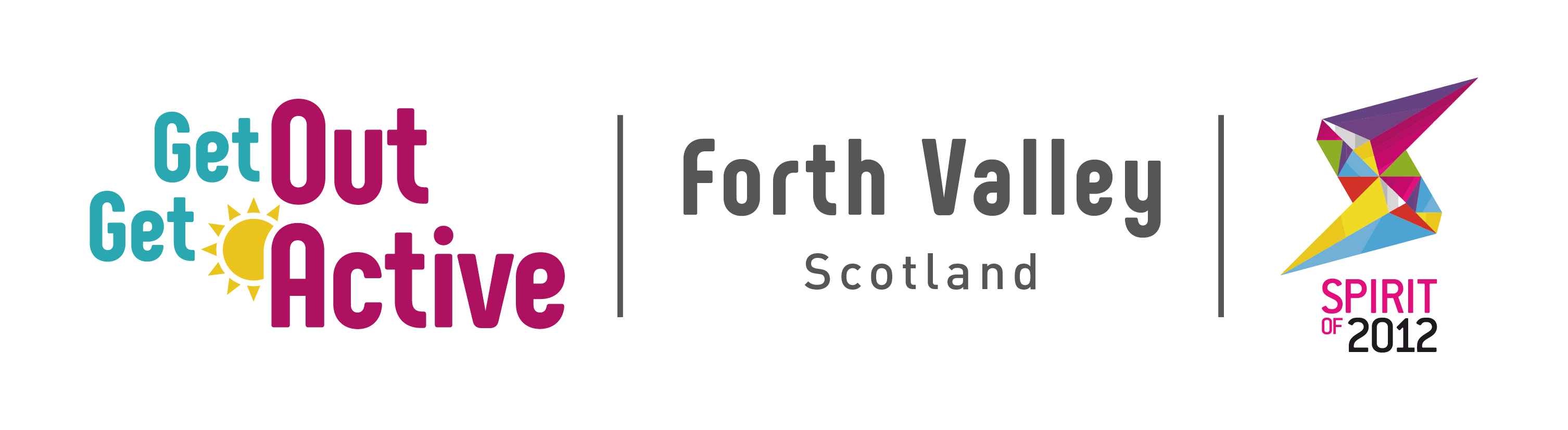 Get Out and Get Active Forth Valley Scotland