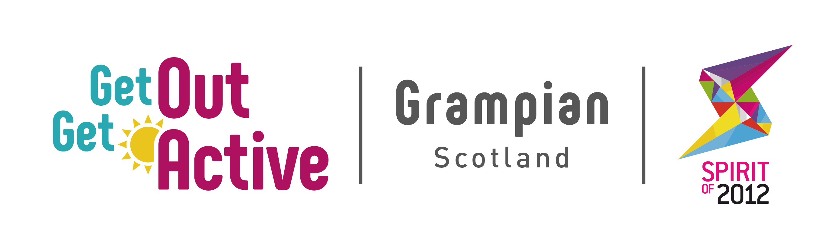 Get Out and Get Active Grampian Scotland